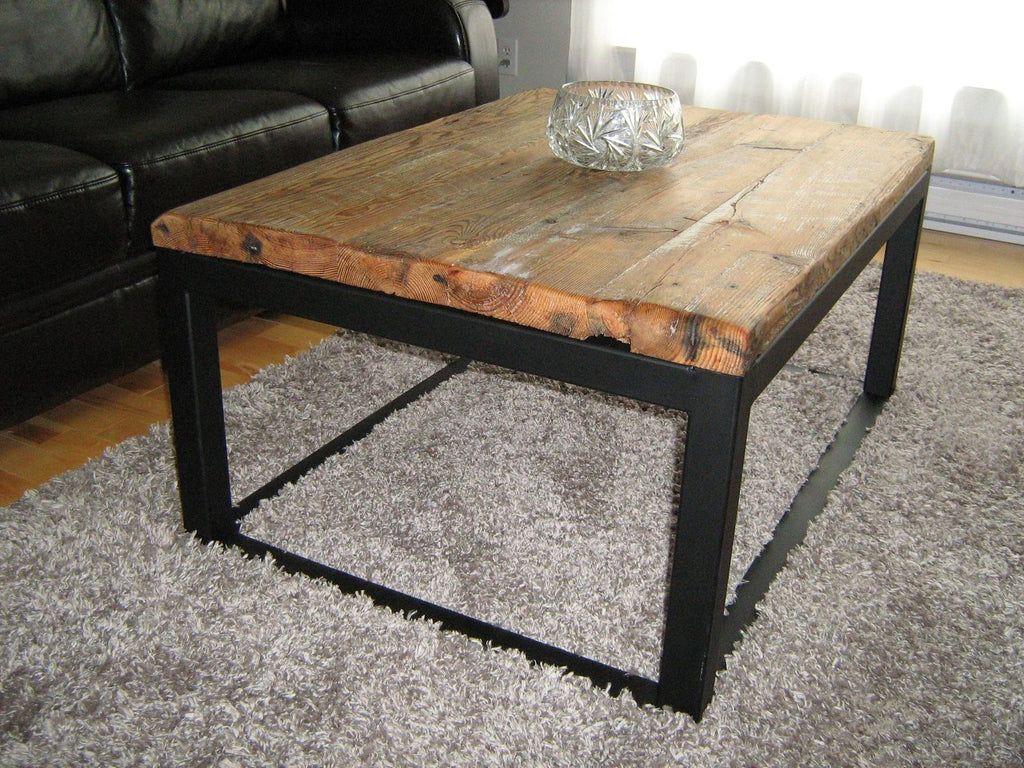 Coffee Tables Astonishing Black And Brown Rectangle Rustic Wood pertaining to dimensions 1600 X 1200