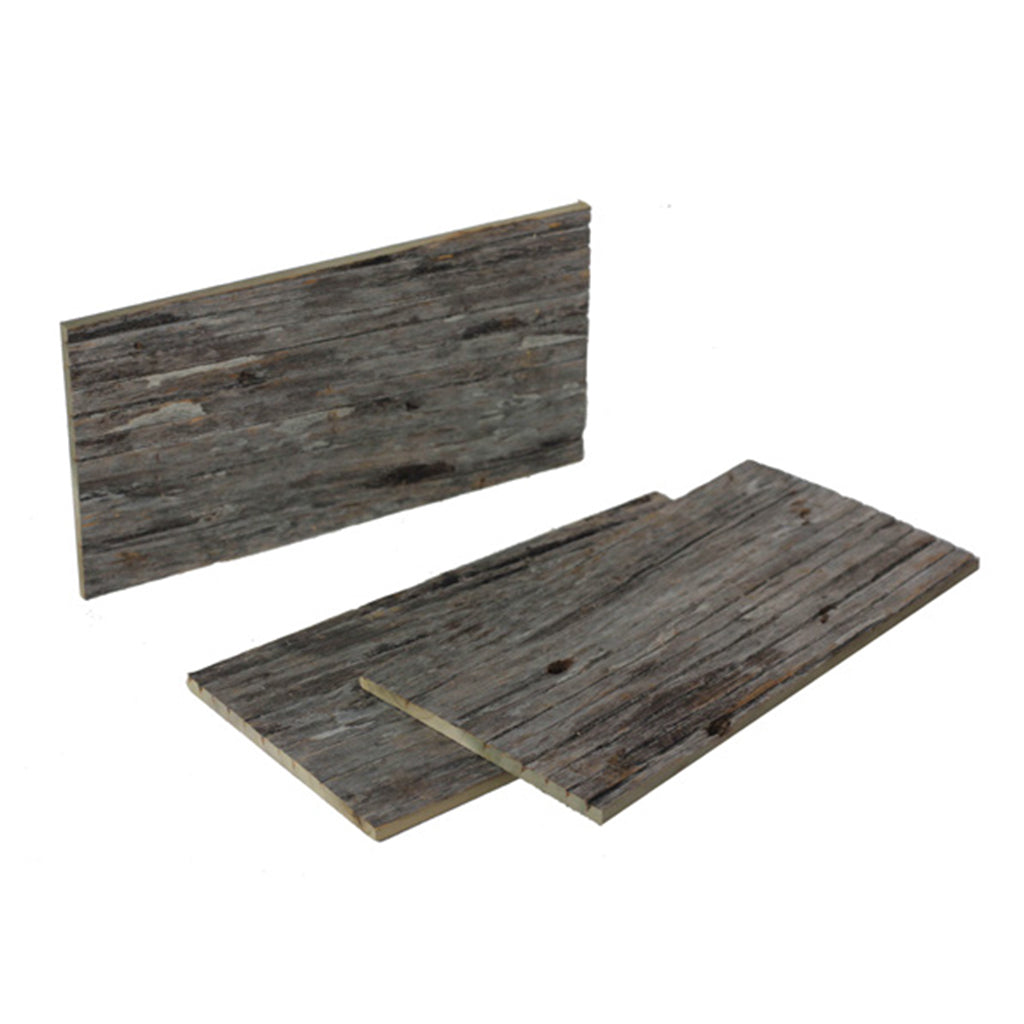 Barn Wood Gray Cladding