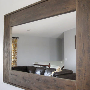 Farmhouse Style Wall Mirror