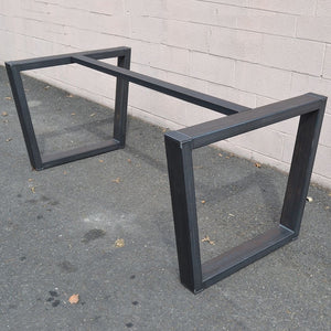 Rectangular Steel Table Base