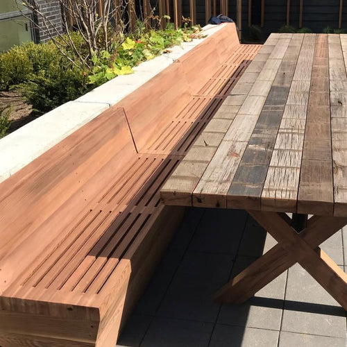 Redwood Seating
