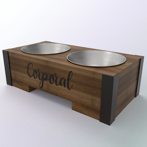 reclaimed wood food bowl | Food Bowl | Reclaimed Wood