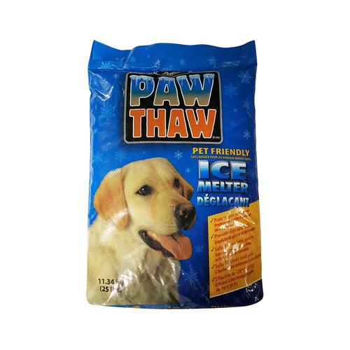 Paw Thaw Pet-Friendly Ice Melter (25LB)