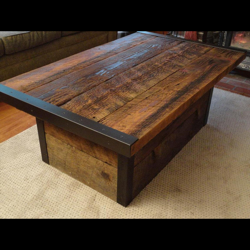 Vintage Style Coffee Table