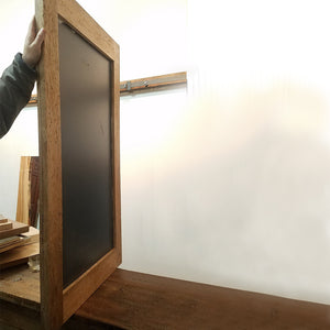 Live Edge Wood Wall Mirror
