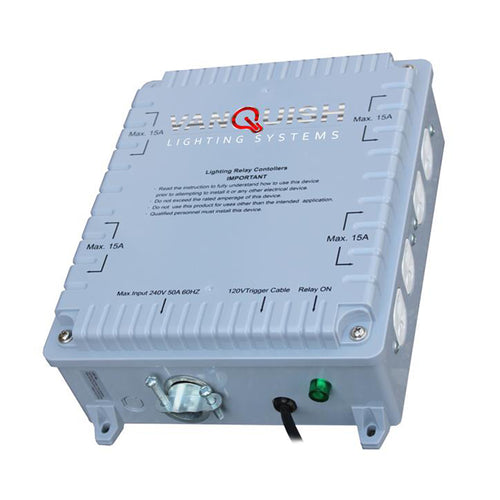 Vanquish 8 Outlet Light Relay Controller