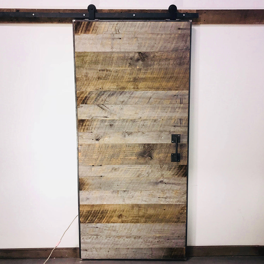 Rustic Barn Wood Door