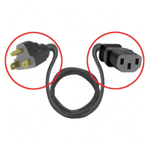 Ballast Power Cord