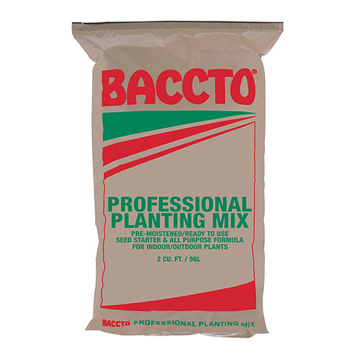 Baccto Professional Planting Mix (2.2 cu. ft.)