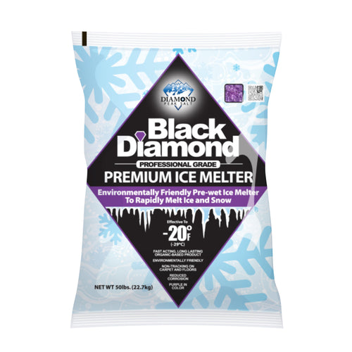 Black Diamond Premium Ice Melter (50LB)