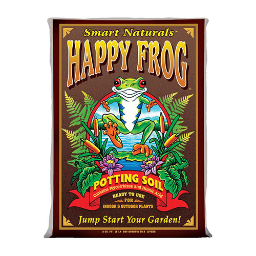 FoxFarm Happy Frog Potting Soil (2 cu. ft.)
