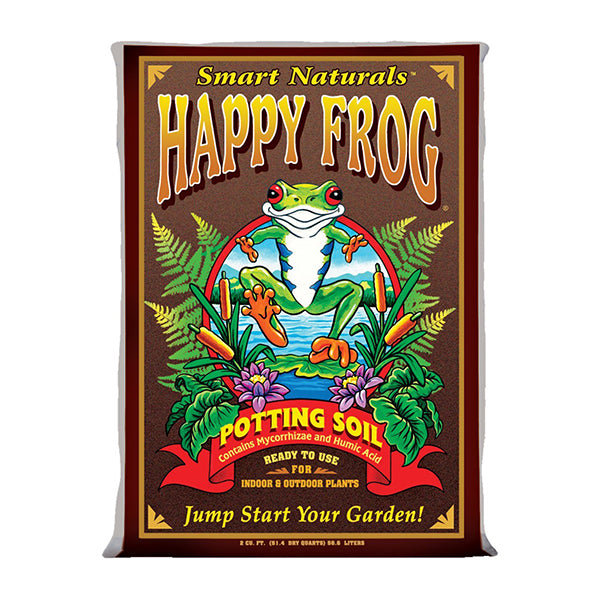 FoxFarm Happy Frog Potting Soil (12 qt.)