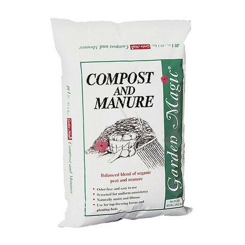 Garden Magic Compost & Manure (40 lb.)