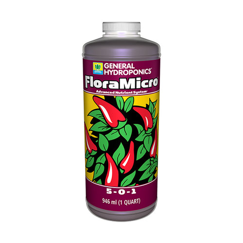 General Hydroponics FloraMicro 5-0-1