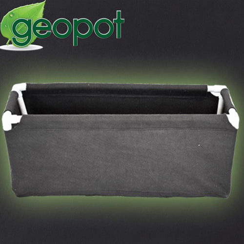 GeoPlanter PVC-Framed Fabric Planter