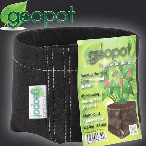 GeoPot Self-Supporting Fabric Pot