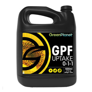 GreenPlanet GPF Uptake