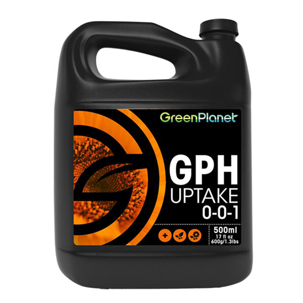 GreenPlanet GPH Uptake