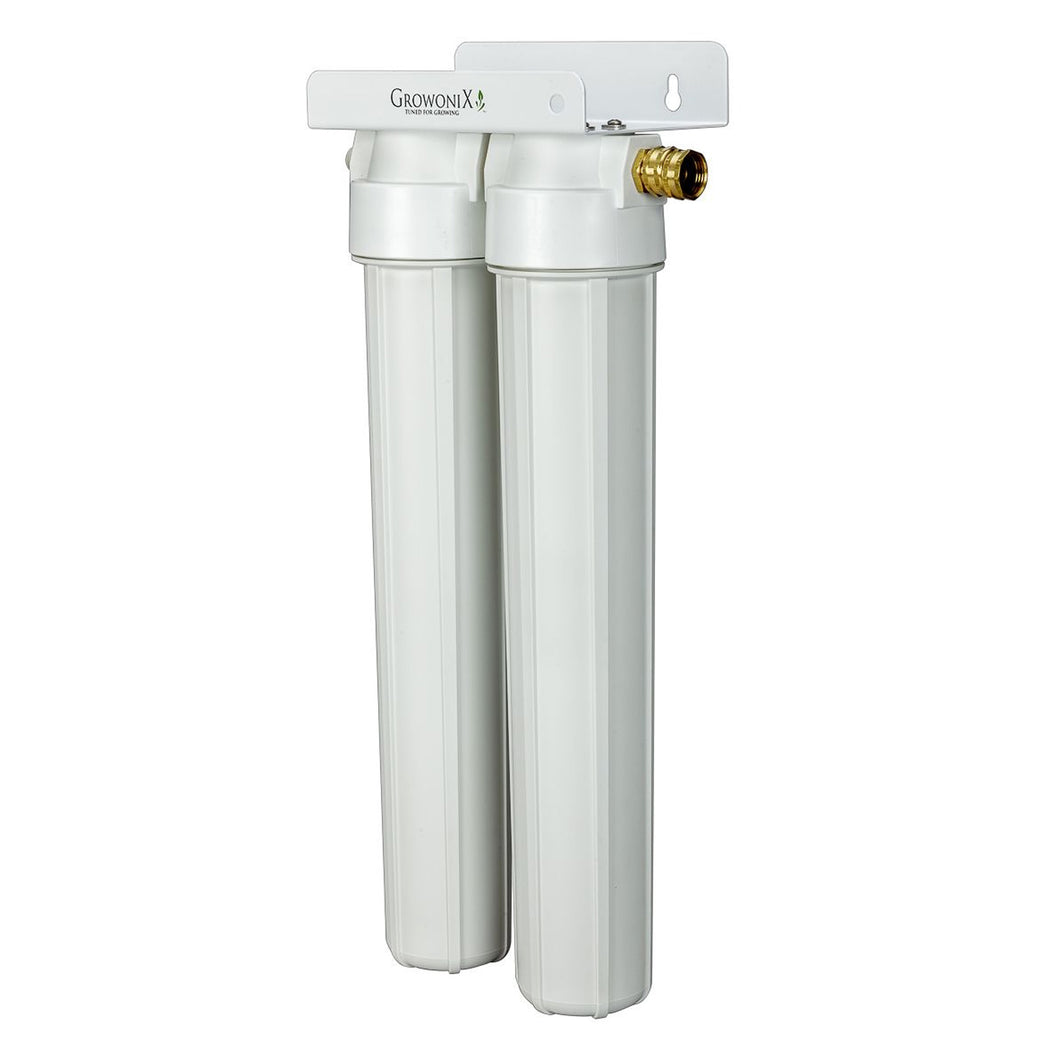 Slim Scrubber, 2 GPM Flow Rater, Standard Filters