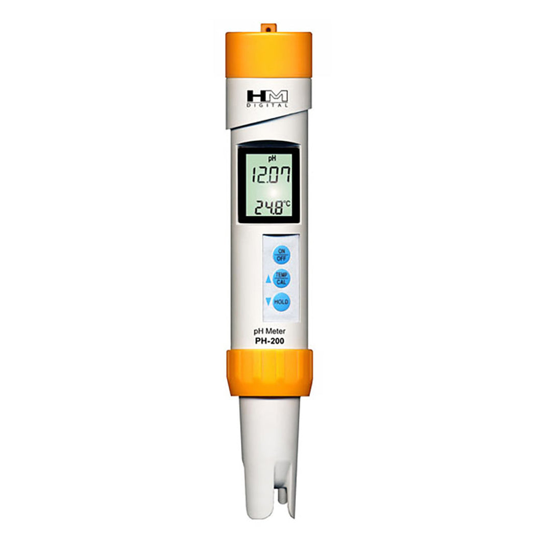 HM Digital PH-200 Waterproof pH Meter