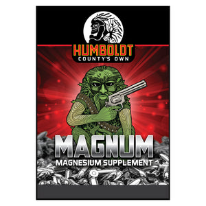 Humboldt County's Own Magnum