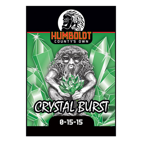 Humboldt County's Own Crystal Burst 0-15-15