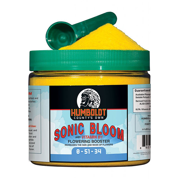 Humboldt County's Own Sonic Bloom 0-51-34 (1 lb.)