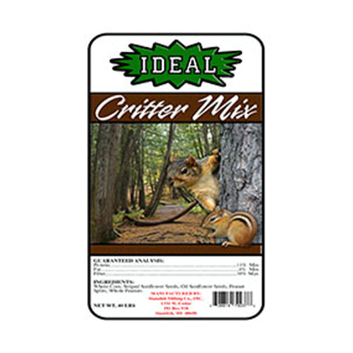 Ideal Critter Mix Wildlife Feed