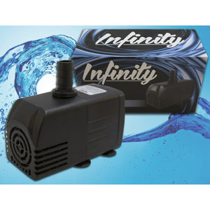 Infinity 400 GPH Submersible Water Pump