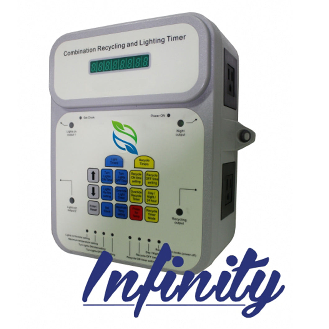 Infinity C1 Recycle & Lighting Timer (IFCRLT)