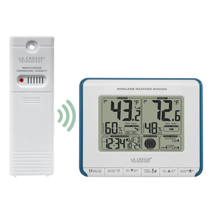 Lacrosse Wireless Weather Station (Model 308-1711BL)