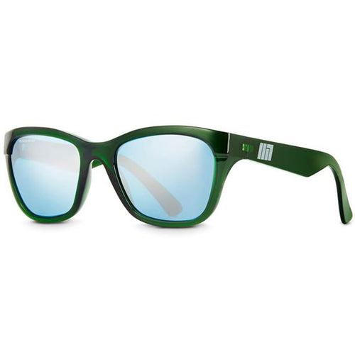 Method Seven Coup Perfect Color HPS Plus+ Green Frame Glasses