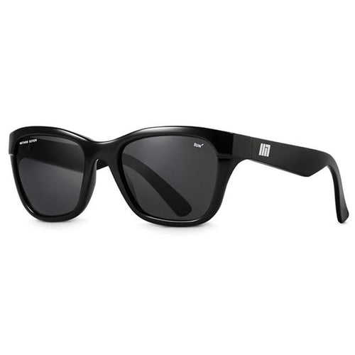Method Seven Coup Sun Polarized Black Frame Glasses