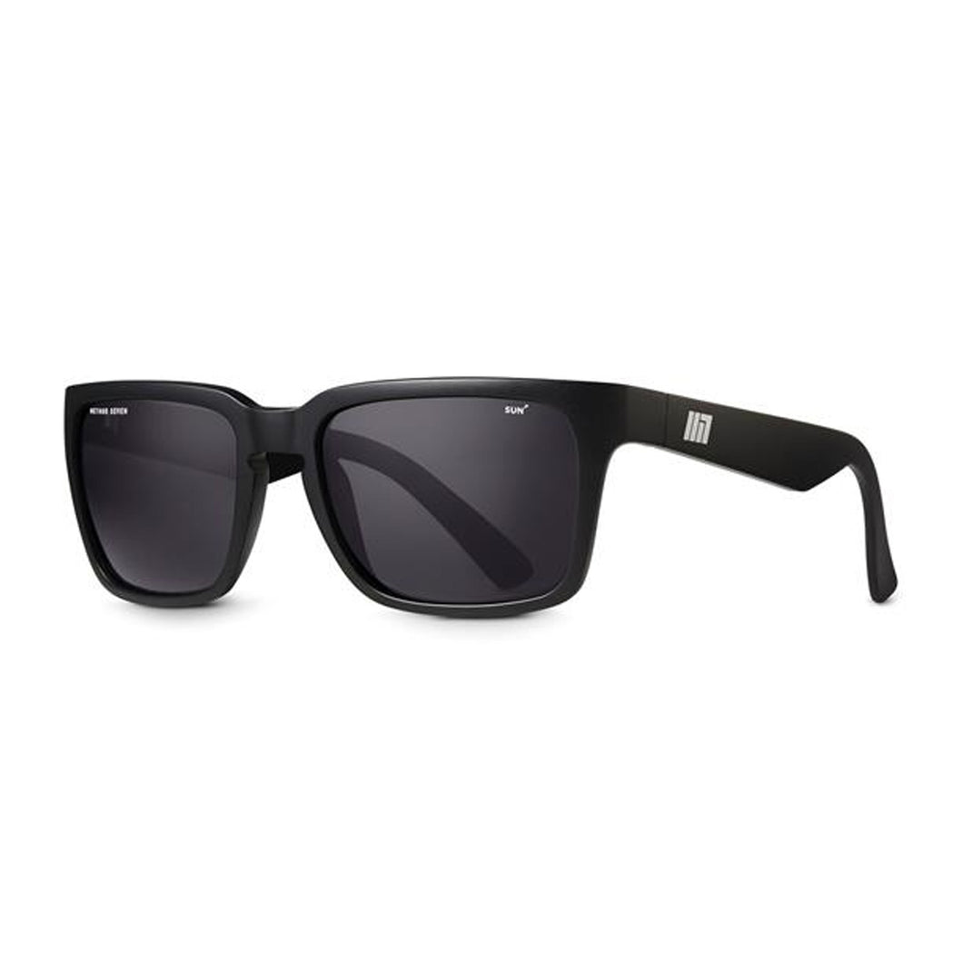 Method Seven Evolution Sun Polarized Black Frame Glasses