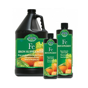 Microbe Life Hydroponics Iron Supplement