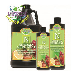 Microbe Life Hydroponics Nitrogen Supplement