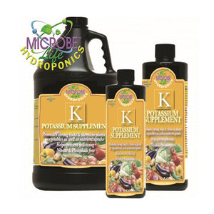 Microbe Life Hydroponics Potassium Supplement