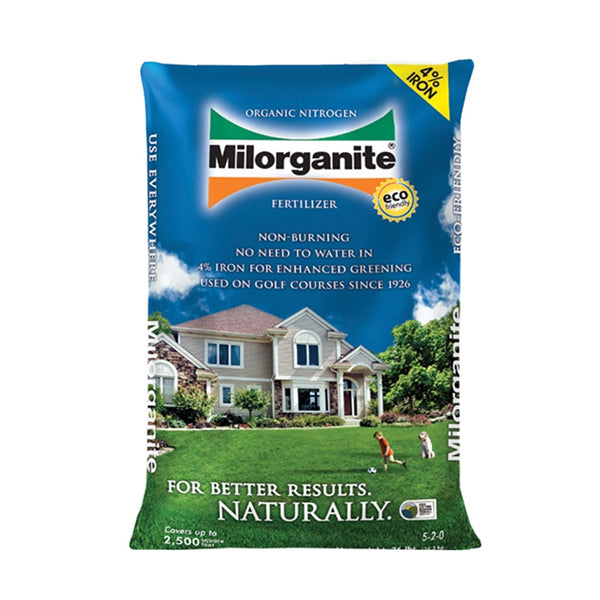 Milorganite Organic Nitrogen Fertilizer (36 lb.)