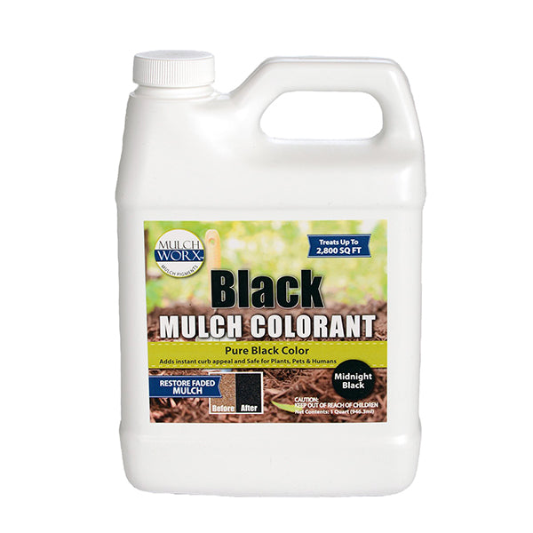 MulchWorx – Black (32oz)