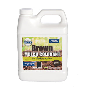 MulchWorx – Brown (32oz)