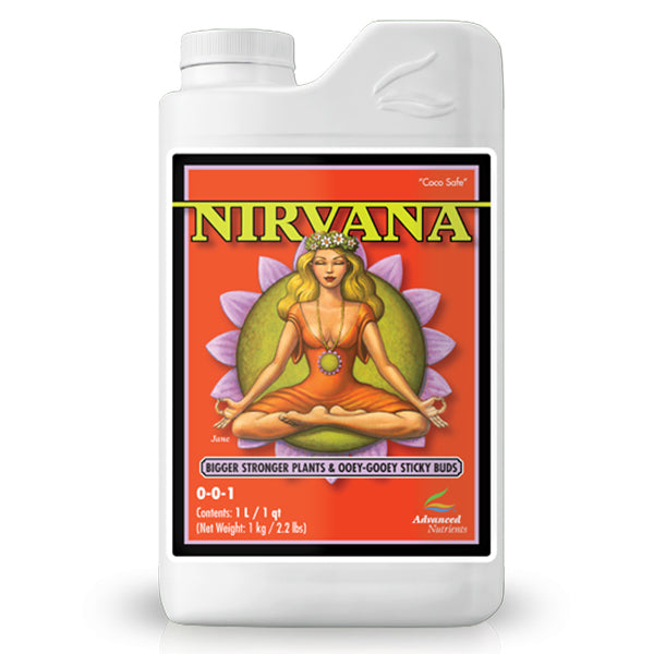 Advanced Nutrients Nirvana (All-Natural Flower Booster)