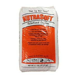 NutraSoft Pelletized Gypsum (40 lb.)