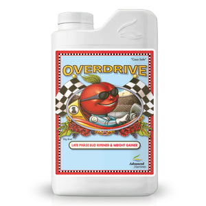 Advanced Nutrients Overdrive (Bud Ripener and Weight Gainer)