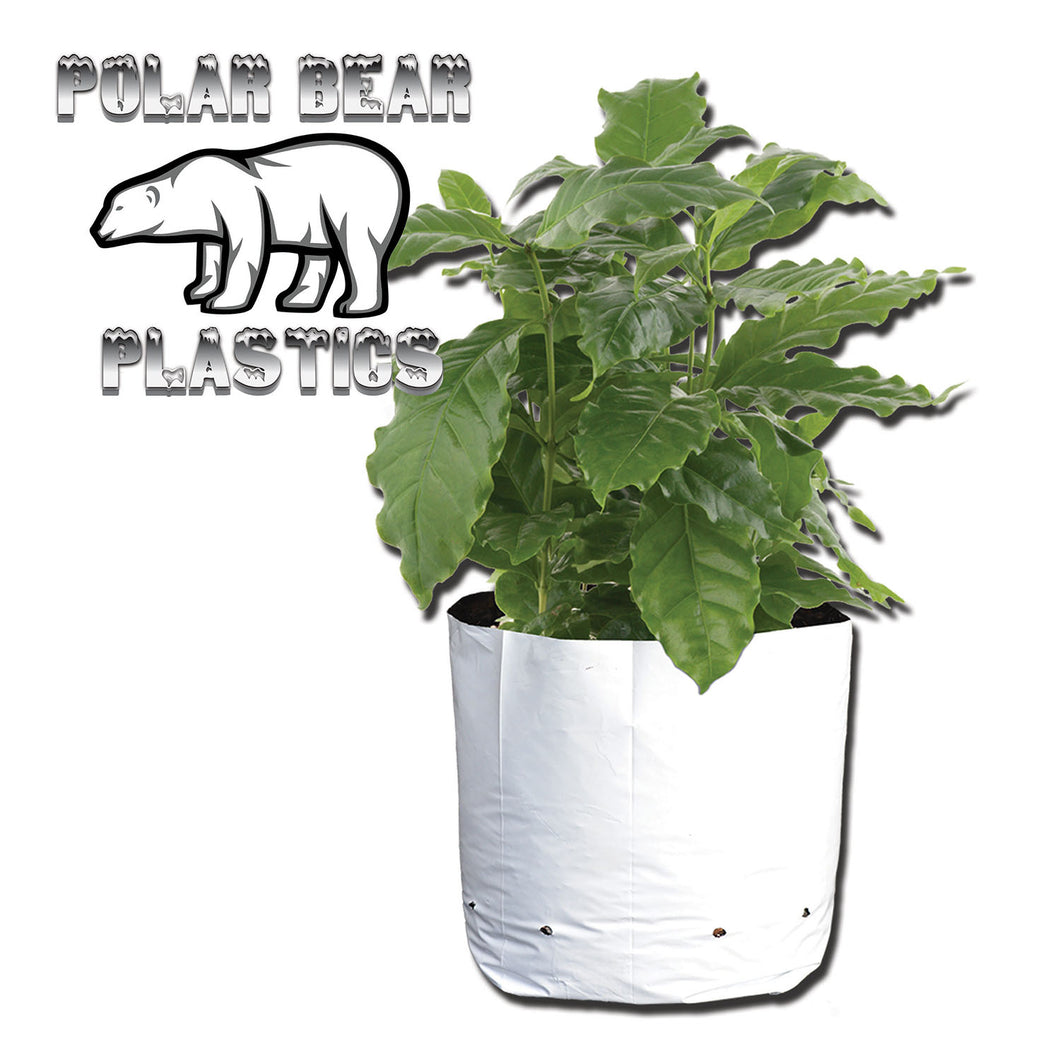 Polar Bear Plastics Grow Bag