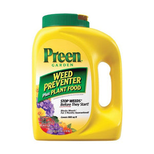 Preen Garden Weed Preventer Plus Plant Food (5.6 lb.)