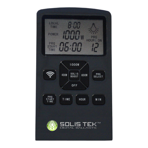 Solis Tek Remote Control for Matrix Ballast