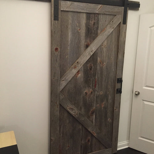 Standard Sized Barn Door