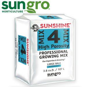Sunshine Mix #4 High Porosity Professional Growing Mix (3.8 cu.ft.)