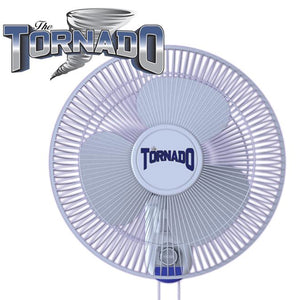 "Tornado 16"" Wall Mount Fan"
