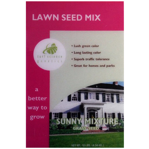 Sunny Lawn Seed Mix (25 lb.)